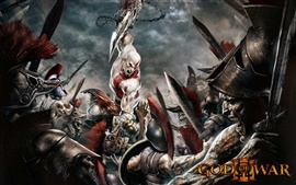Preview wallpaper God of War 3