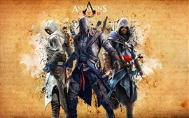 Preview wallpaper Hot game Assassin's Creed