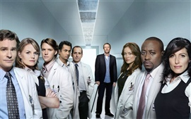 Preview wallpaper House M.D. HD