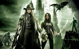 Preview wallpaper Hugh Jackman and Kate Beckinsale in Van Helsing
