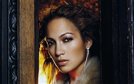 Aperçu fond d'écran Jennifer Lopez 01