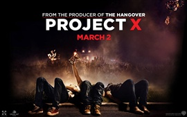 Preview wallpaper Project X 2012