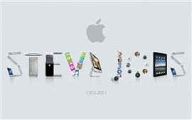 Preview wallpaper Steve Jobs Apple