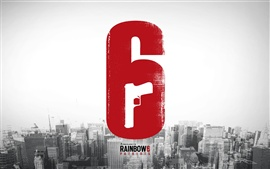 Preview wallpaper Tom Clancy's Rainbow Six: Patriots