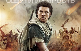 Preview wallpaper Wrath of the Titans movie poster
