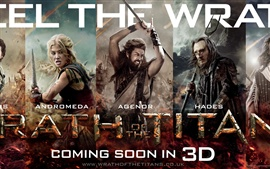 Wrath of the Titans ampla