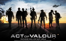 Preview wallpaper Act of Valor