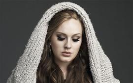 Aperçu fond d'écran Adele 01