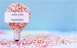 Colorir a sua inspiração