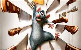 Preview wallpaper Disney movie Ratatouille