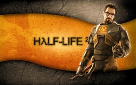 Preview wallpaper Half-Life 2 wide
