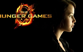 Preview wallpaper Jennifer Lawrence in The Hunger Games