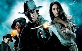 Preview wallpaper Jonah Hex movie 2010