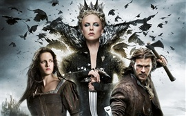 Preview wallpaper Snow White and The Huntsman movie HD