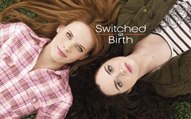 Preview wallpaper Switched at Birth