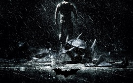 Preview wallpaper The Dark Knight Rises 2012