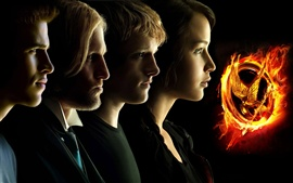 Preview wallpaper The Hunger Games HD