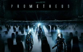 Preview wallpaper 2012 Prometheus HD
