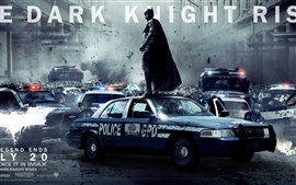 Preview wallpaper 2012 The Dark Knight Rises HD