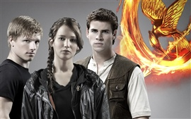 Preview wallpaper 2012 The Hunger Games