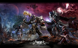 Preview wallpaper AION game HD