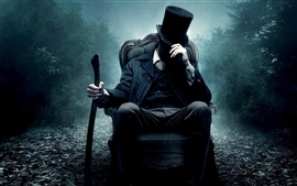 Preview wallpaper Abraham Lincoln: Vampire Hunter