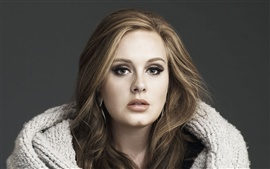Preview wallpaper Adele 02