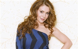 Preview wallpaper Alyssa Milano 04