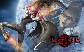 Preview wallpaper Bayonetta