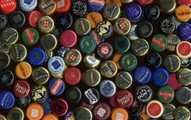 Preview wallpaper Beer cover large collection