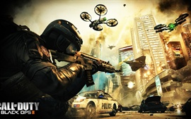 Зов Duty: Black Ops II HD