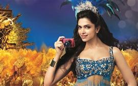 Aperçu fond d'écran Deepika Padukone 02