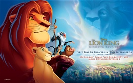 Preview wallpaper Disney movie The Lion King