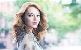 Preview wallpaper Emma Stone 01