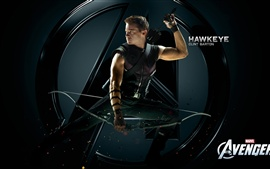 Preview wallpaper Hawkeye Clint Barton