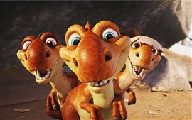 Preview wallpaper Ice Age: Dawn of the Dinosaurs