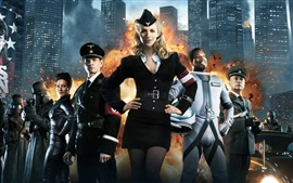 Preview wallpaper Iron Sky