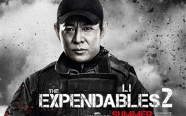 Preview wallpaper Jet Li in The Expendables 2