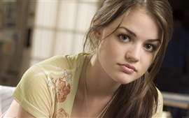 Preview wallpaper Lucy Hale 01