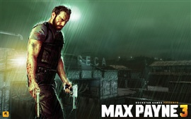 Preview wallpaper Max Payne 3 HD