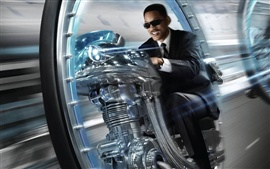 Preview wallpaper Men in Black 3 movie HD