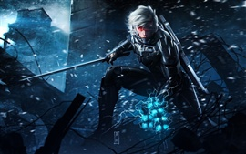 Preview wallpaper Metal Gear Rising: Revengeance HD
