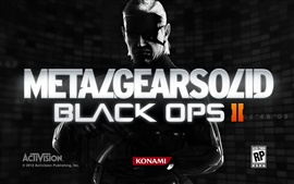 Preview wallpaper Metal Gear Solid Black Ops 2