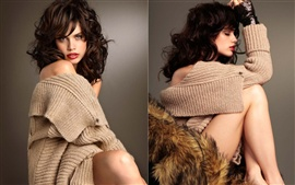 Preview wallpaper Sara Sampaio 01