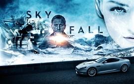 Aperçu fond d'écran Sky HD automne