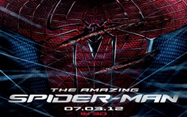 The Amazing Spider-Man 2012 de ancho