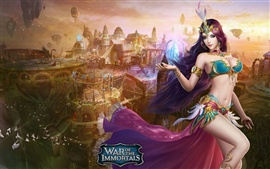 Preview wallpaper War of the Immortals