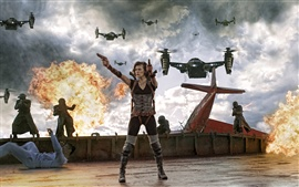 Preview wallpaper 2012 Resident Evil: Retribution