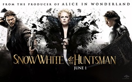 Preview wallpaper 2012 Snow White and The Huntsman