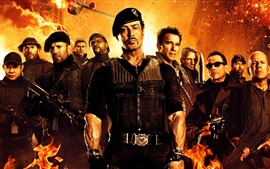 Preview wallpaper 2012 The Expendables 2